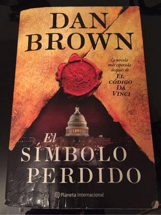 Libro El Simbolo Perdido. Dan Brown