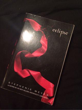Libro Eclipse Crepúsculo
