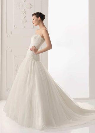 Vestidos de novia rosa clara 2012 precios
