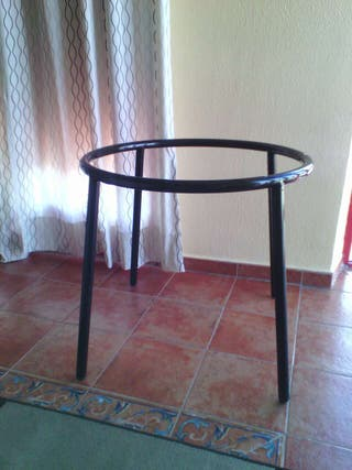 Estructura de mesa.