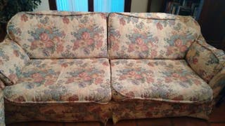 Oferta!! Sofá de 3 plazas y sillón