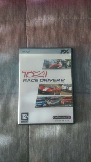 Juego Pc Toca Race Driver 2