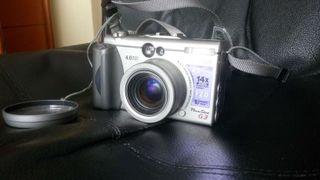 Cámara de fotos Canon Powersht G3