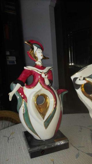 Figuras de pocelana