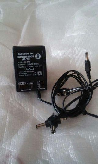 Electro DH Alimentador AC/DC