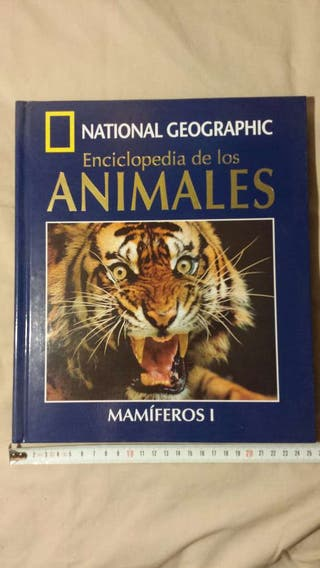 N. Geographic: Animales. Tomo co. DVD
