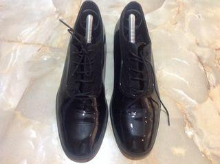 Zapatos Charol Piel, Mujer