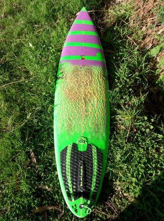 Tabla de surf RodiRide 6'6'' + invento