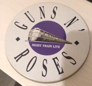 Cd Live Guns N Roses