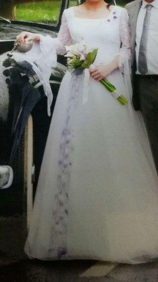 Vestido de novia talla 40