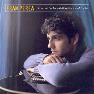 """Cd Album """"La chica de la habitación de al lado"""" (2004) Fran Perea"""