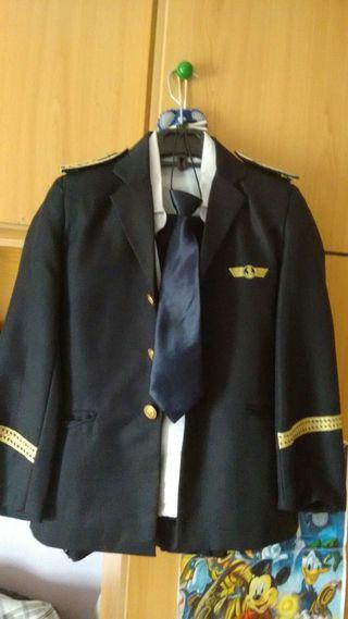 Traje Comunion almirante azul marino talla 8-9 años