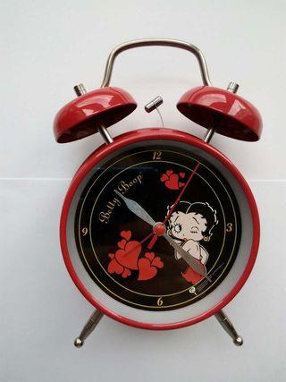 Despertador Betty Boop