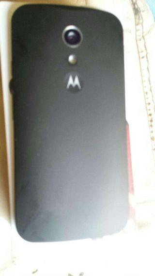 Motorola moto g 2generación libre caja y accesorios