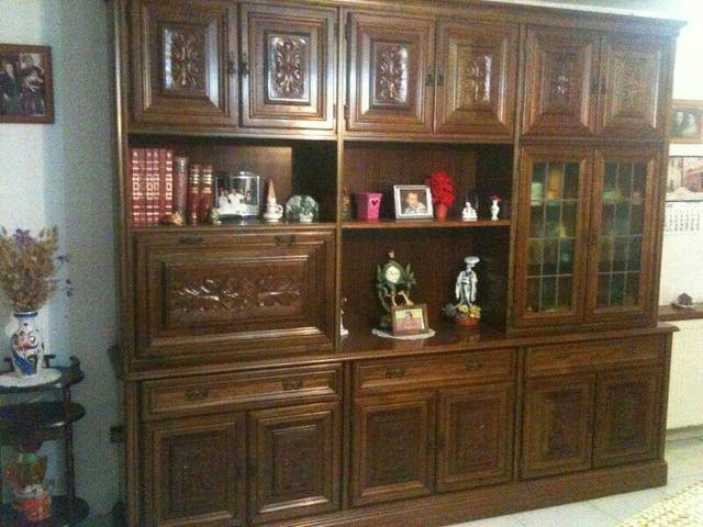 Madera noble , muebles para comedor de segunda mano por 600 € en ...