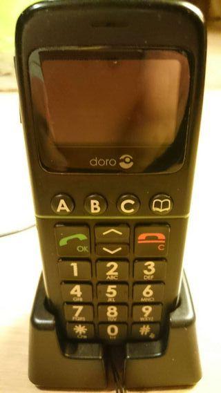 Mòbil lliure per gent gran