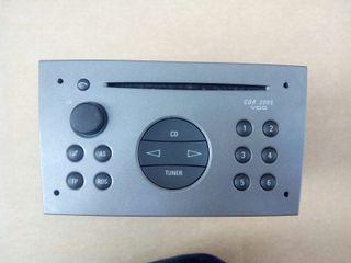 Radio opel con codigo