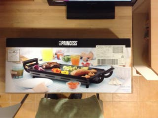 Plancha de cocina princess de segunda mano en wallapop for Plancha para restaurante segunda mano