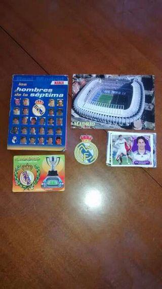 Colección artículos Real Madrid