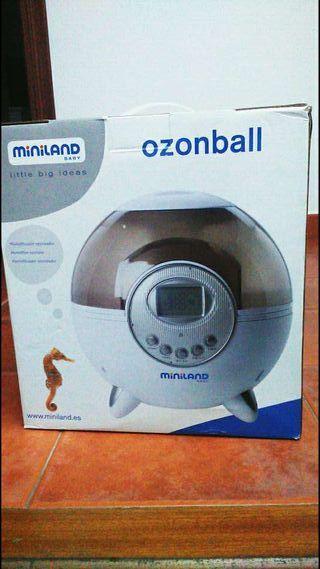 Humidificador ozonizador Miniland