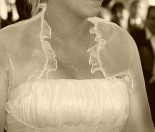 Torera per vestit núvia o vestit de festa