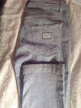 Jeans Gris D&G