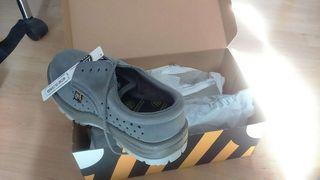 Zapatos de seguridad nuevos talla 40