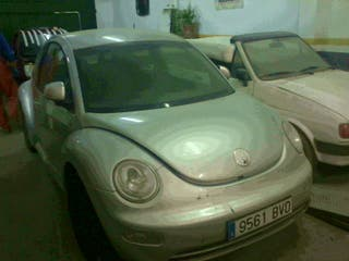 New Beetle - Gasolina 1600cc