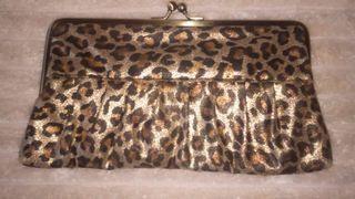 Bershka, bolso leopardo precioso!