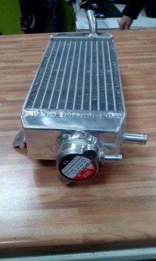 Radiadores para motos de campo