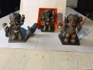 Mini Figuras De Predator depredador