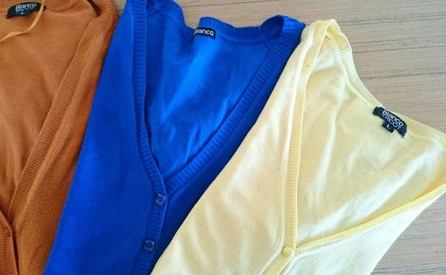 Set calentito chaquetas y bufanda marca