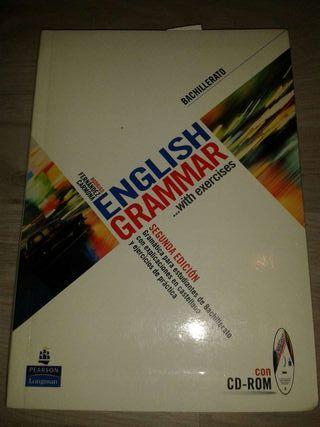 Libro English grammar bachillerato. Longman
