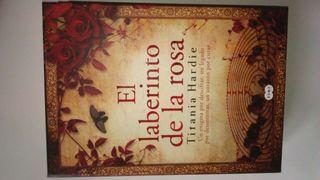 """Libro nuevo """" El laberinto de la Rosa"""""""