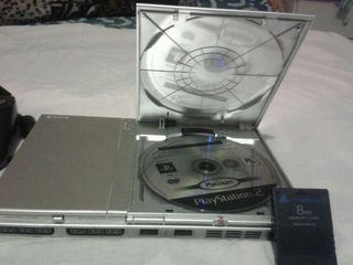 Ps2 Sony con 3 mandos
