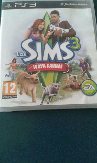 Sims 3 Vaya Fauna