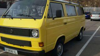 Furgoneta volswagen caravelle t-3