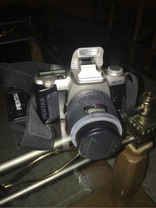 Camara Fotos Pentax MZ50