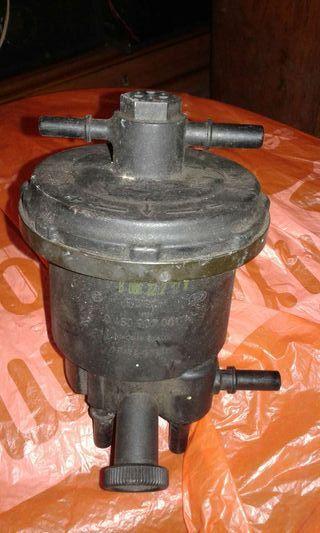 Soporte filtro gasoil 306