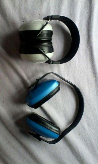 Cascos de protección auditiva