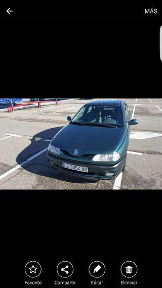 Renault laguna de gasolina