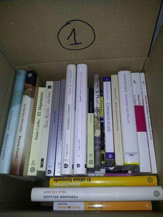 Libros varios 1