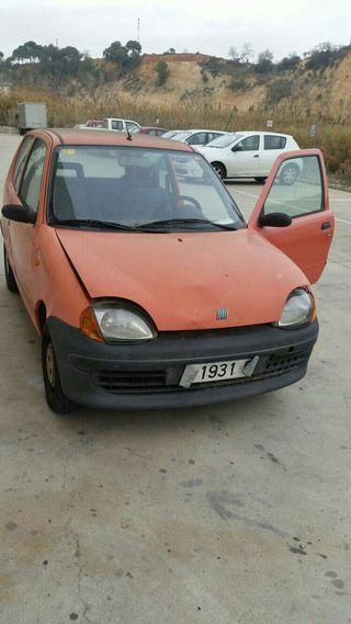 Fiat seicento despiece completo