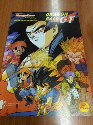 Guia de episodios de Dragon Ball GT