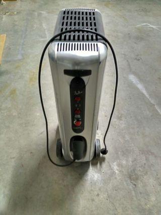 Calefactor de aceite