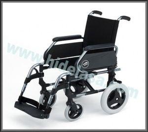 silla de ruedas breezy 300 segunda mano