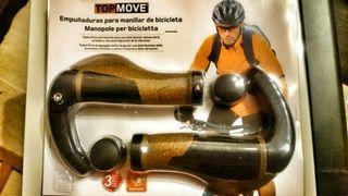 Empuñadoras Xtrail bicicleta