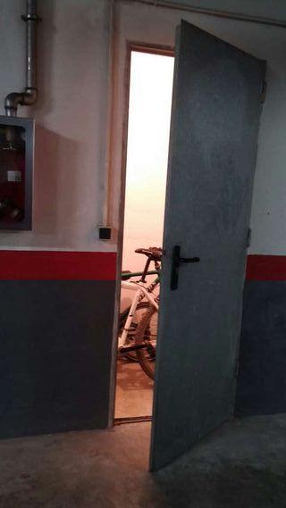 Trastero en garage