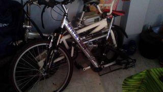 Bici doble suspension