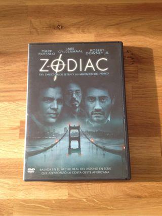 Dvd Zodiac